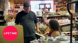 Little Women: Atlanta - Jordan Discovers Minnie Can't Keep a Secret (Season 4, Episode 8) | Lifetime