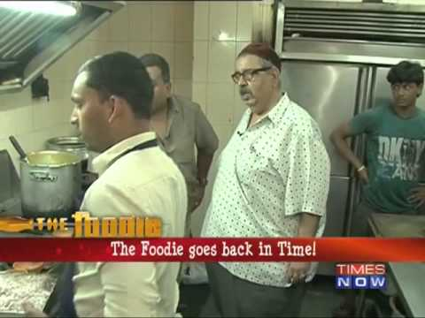 The Foodie goes back in time (Full Episode)