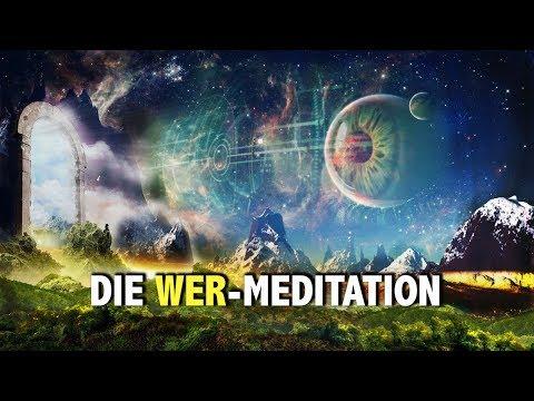 Meditationstechnik zum Aufwachen - seiner Selbst gewahr werden