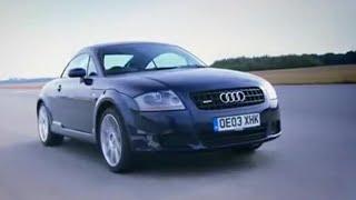 Audi TT car review | Top Gear | BBC