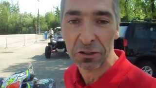 Italian Baja 2015 : Ivan Argnani alle verifiche tecniche