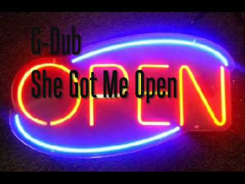G-dub -open (sex Therapy Remix) video