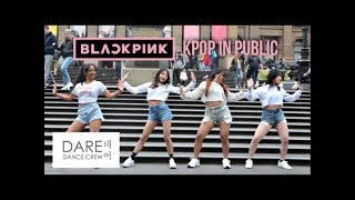 [KPOP IN PUBLIC CHALLENGE] BLACKPINK - Forever Young Dance Cover by Dare 데어 From Australia