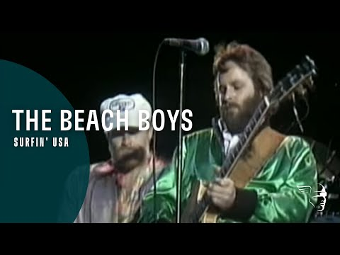 "The Beach Boys - Surfin' USA (From ""Good Timin: Live At Knebworth"" DVD)"