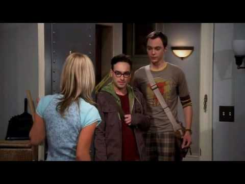 big bang theory leonard and sheldon meet