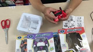 Đồ chơi A Neo - Robot biến hình 2 in 1
