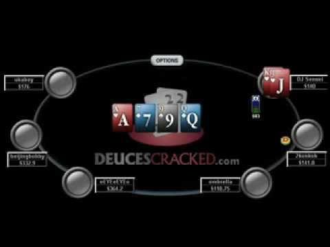 Deuces Cracked Poker Training Videos