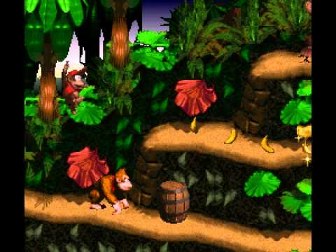 Donkey Kong Country - Music - User video