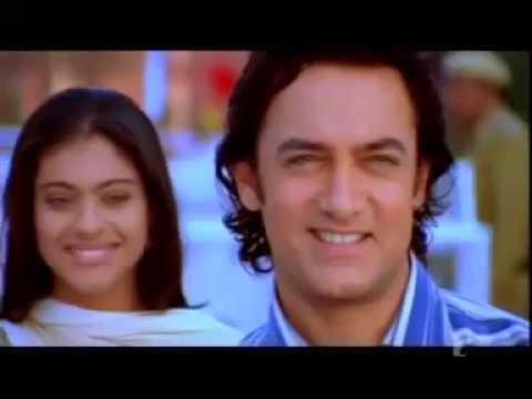 Chanda Chamke Full Song Aamir Khan And Kajol