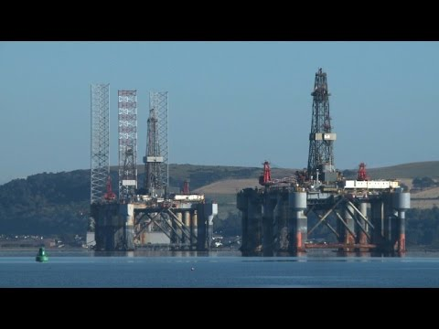 Scotland's oil city suffers as prices plunge