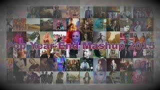 Pop Year-End Mashup 2015 -