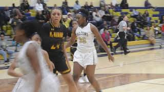 McNamara Hope Evans Give Mustangs a 7 point lead in 1st