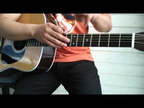 Bai Tap 29 Guitar - Quat Cha Co Ban