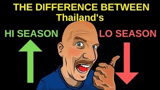 THAILAND'S HIGH AND LOW SEASON ISSUES V430