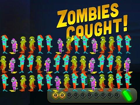 New ZOMBIE CATCHERS level 72 74