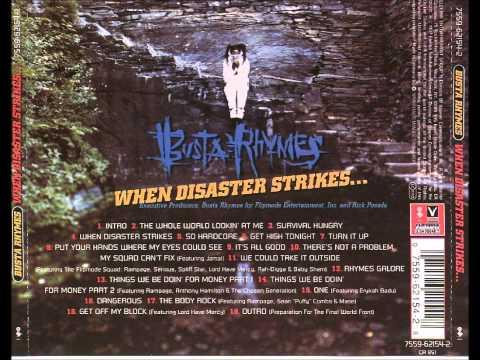 Busta Rhymes - Settin