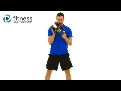 Kettlebell HIIT Workout - Fitness Blender HIIT Kettlebell Training Image 1