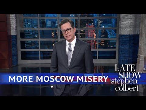 Breaking: Trump And Russia, Again