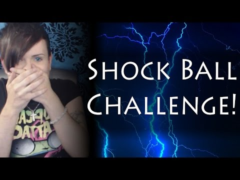 Shock Ball Challenge! - Tag Video!
