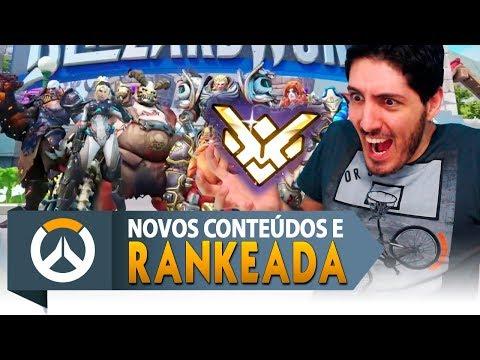 Overwatch | RANQUEADA MELHORADA E CONTEÚDO NOVO CHEGANDO! | Rasante #187