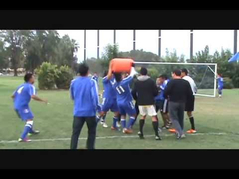 San Bernardino Valley College vs. Chaffey College 2011 Foothill Conference Game