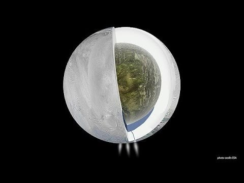 Ocean discovered on Saturn moon