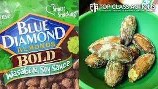 Lawsuit Claims Blue Diamond Almond Makers Being Dishonest About Their Products