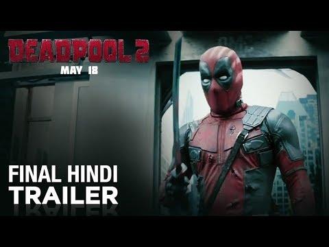 Deadpool 2   Ranveer Singh   Final Hindi Trailer   Fox Star India   May 18