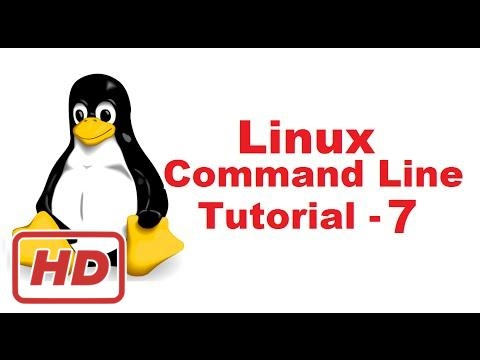 [Linux Command Line Tutorial] Linux Command Line Tutorial For Beginners 7 -  rm and rmdir commands