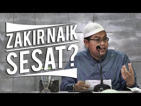 Video Singkat: Zakir Naik Sesat? - Ustadz Firanda Andirja, MA