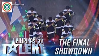 Pilipinas Got Talent Season 5 Live Finale: Mastermind - Dance Group