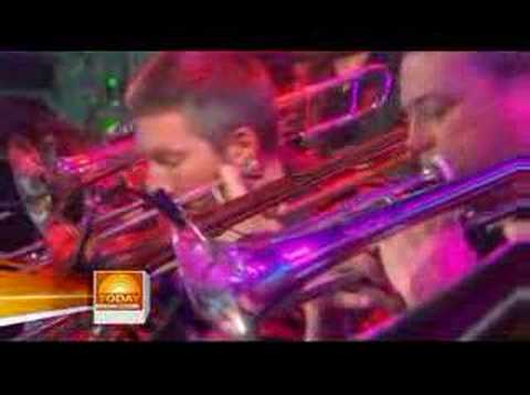 Brian Setzer - Wolfgang's Big Night Out (Live on Today Show)
