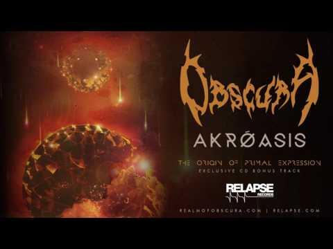 Obscura - The Origin Of Primal Expression