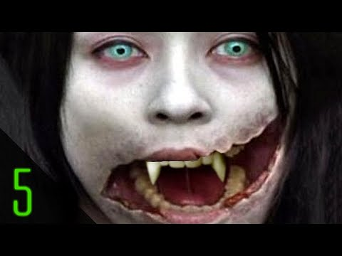 Watch Full  5 real signs that vampires actually exist Full Length Movie