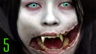 5 Real Signs That Vampires Actually Exist