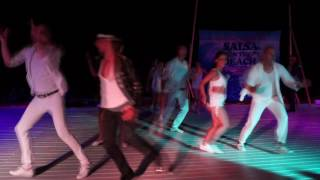 Salsa on the beach 2017 - Bootcamp Dandy y su TimbaLoca