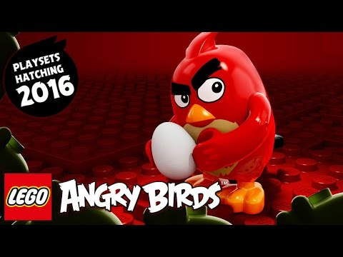 LEGO Angry Birds Sets - 2016 Teaser Details and Analysis