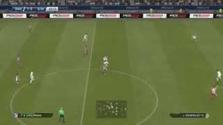 PES 2015 (Real Madrid VS AT.Madrid) (Arabic Commentary)