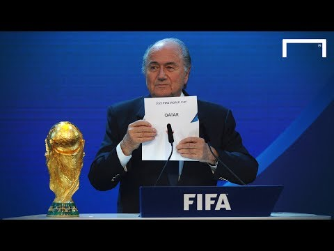 Blatter hits out at 'racist' corruption claims
