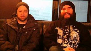 ALL SHALL PERISH Interview