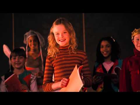 Phoebe In Wonderland Official Trailer (2014)