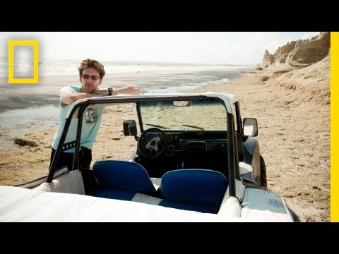 National Geographic Live! - Andrew McCarthy: The Longest Way Home