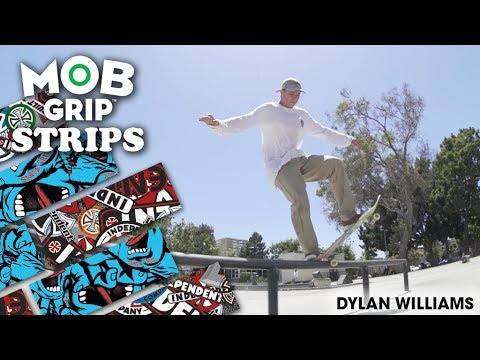 "Dylan Williams: NEW Graphic MOB ""Grip Strips"""