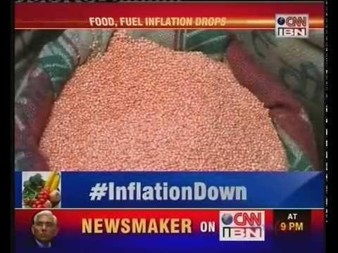 India's August inflation rate falls to five-year low