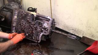 E4OD Transmission Teardown - Ford Lightning