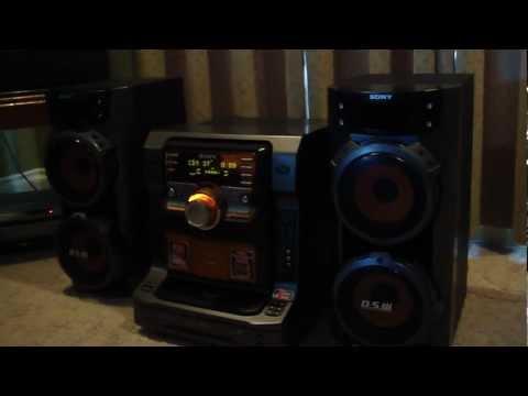 Sony LBT-ZX66i  Stereo