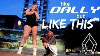 like DALLY but LIKE THIS (vlog + audio swap +K-POP IN PUBLIC)   TheKraleyExperience