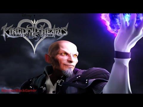 Kingdom Hearts HD 2.5 ReMIX - All Special Secret Movies/ Endings (1080p)