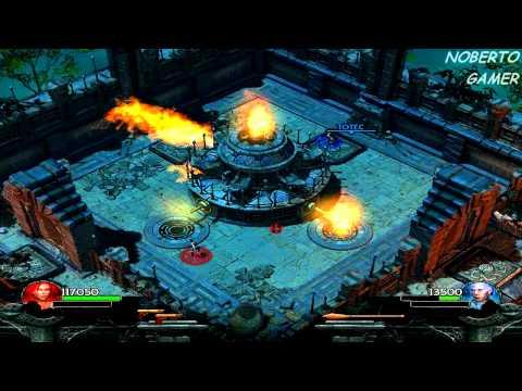 Lara Croft and The Guardian of Light  Modo CO-OP + convidado -  Noberto Gamer