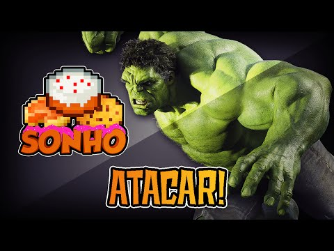 Minecraft : O Sonho! #60 - O Hulk! video